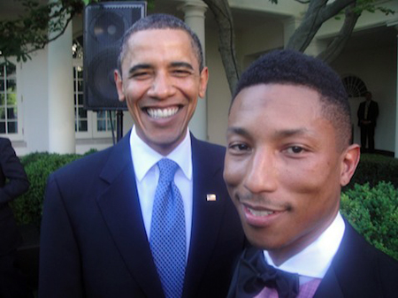 pharrell barack MUSIC: Swedish House Mafia Ft. Pharrell – One