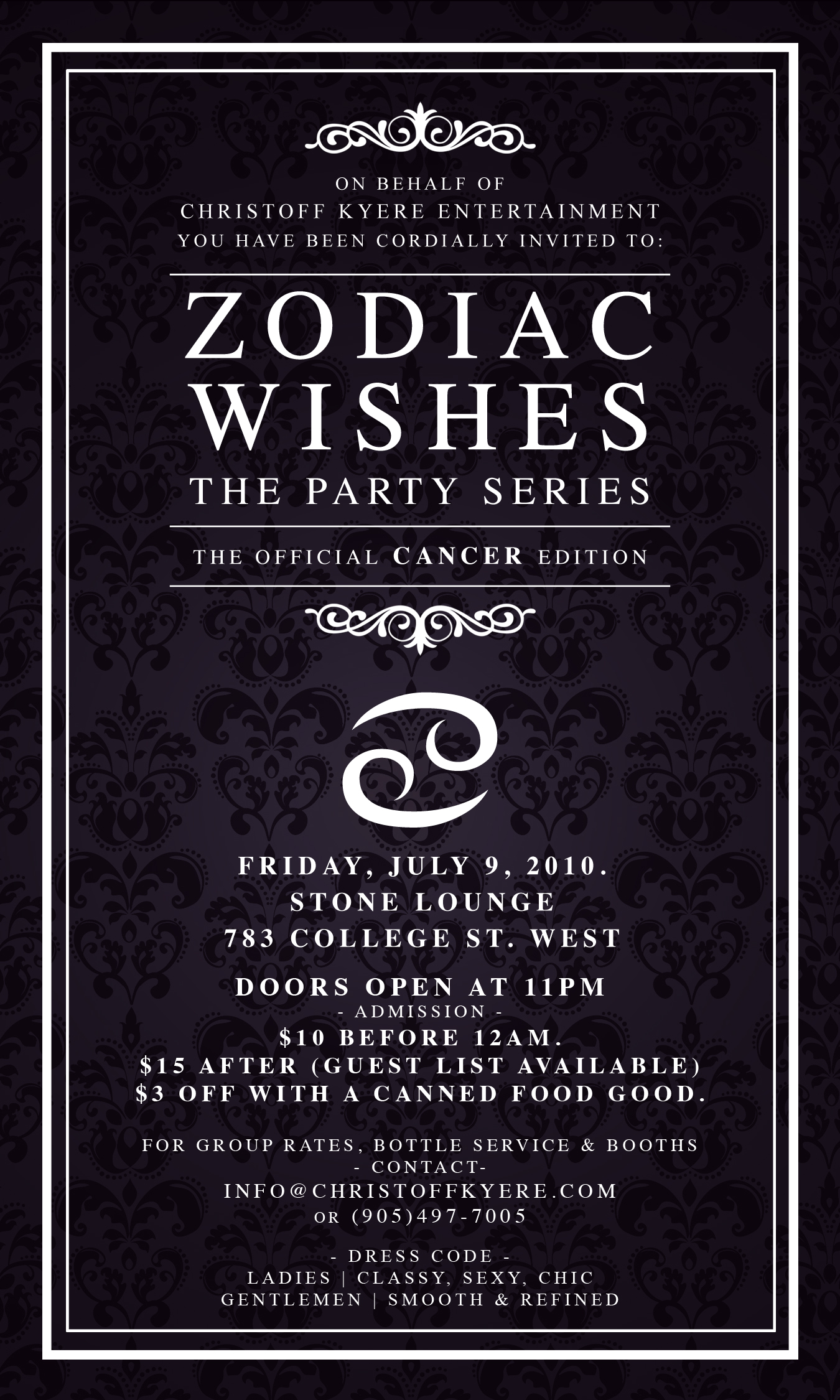 Zodiacwishes Front Cancer