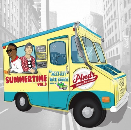 summertime 3 front DOWNLOAD: DJ Jazzy Jeff x Mick Boogie   Summertime 3