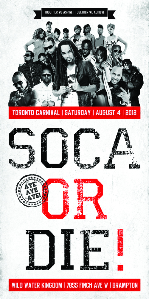 08 04 12 SOD FRONT EVENT: Saturday Aug. 4   SOCA OR DIE @ WILD WATER KINGDOM