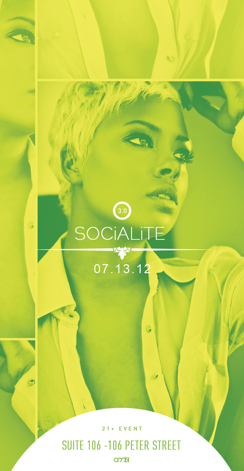 SOCIAL3frontWeb EVENT: Friday July 13   Andre Blenman Ent. presents Socialite @ SUITE 106