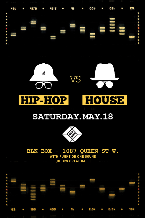 00294 Edson HHvH flyer front EVENT: Saturday May 18   Hip Hop vs. House @ BLK BOX