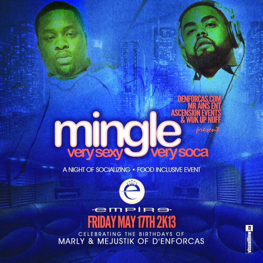MINGLEFRONT PRINT 1024x1024 EVENT: Friday May 17   Mingle @ EMPIRE