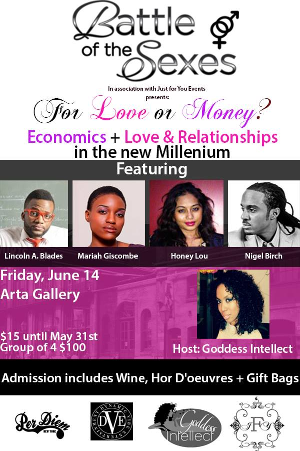 Toronto BOTS Flyer EVENT: Friday June 14   Battle of the Sexes @ ARTA GALLERY