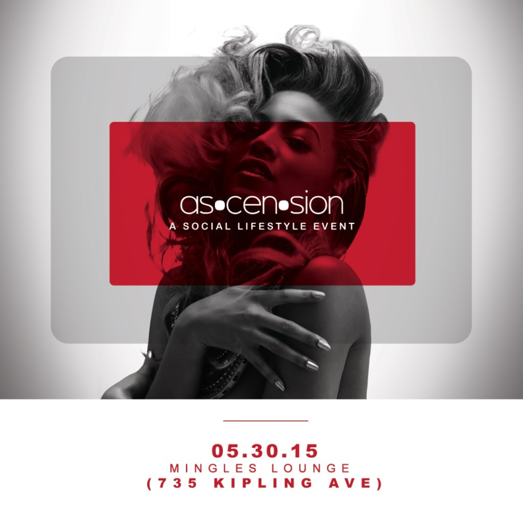 ascension 1024x1024 EVENT: Saturday May 30   Ascension @ MINGLES LOUNGE